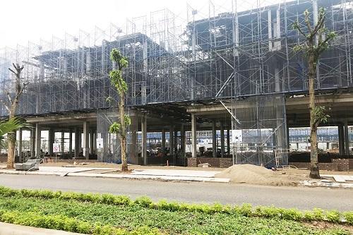 Bên trong dự án có biển nhân tạo lớn nhất VN ở ngoại thành Hà Nội - Ảnh 6