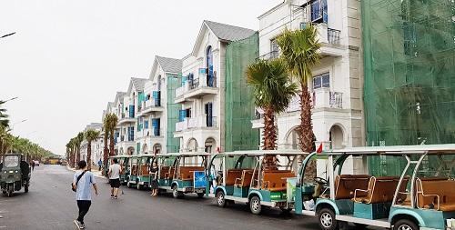 Bên trong dự án có biển nhân tạo lớn nhất VN ở ngoại thành Hà Nội - Ảnh 7
