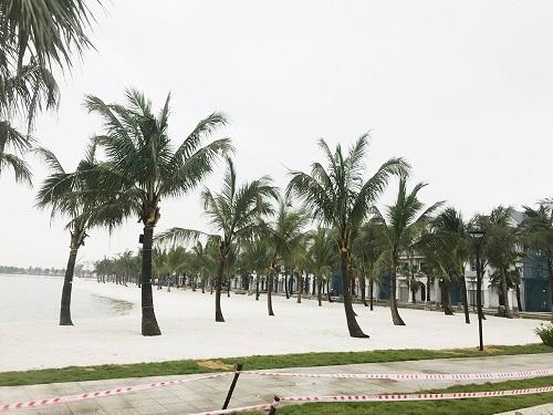 Bên trong dự án có biển nhân tạo lớn nhất VN ở ngoại thành Hà Nội - Ảnh 9