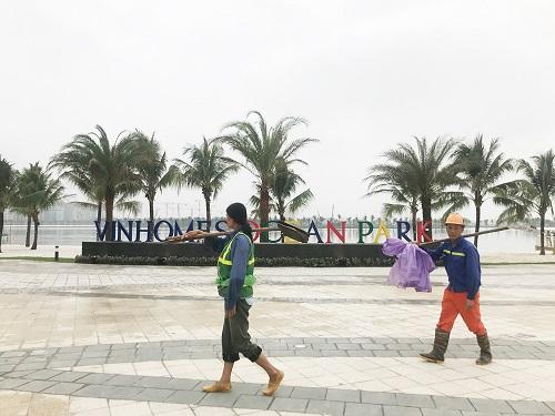 Bên trong dự án có biển nhân tạo lớn nhất VN ở ngoại thành Hà Nội - Ảnh 13
