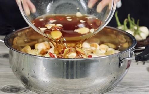 Cách làm mắm cà giòn ngon, ăn là nghiền - Ảnh 3