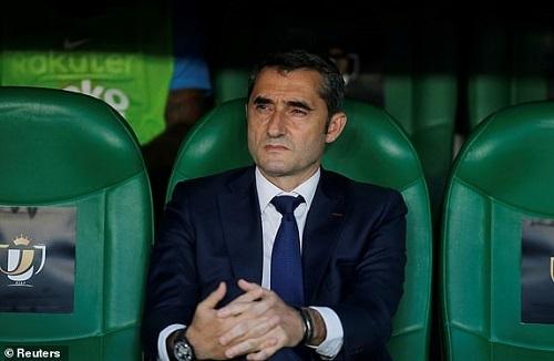 Thua Valencia, Barce để tuột mất chức vô địch Cúp Nhà vua sau 4 năm thống trị - Ảnh 1