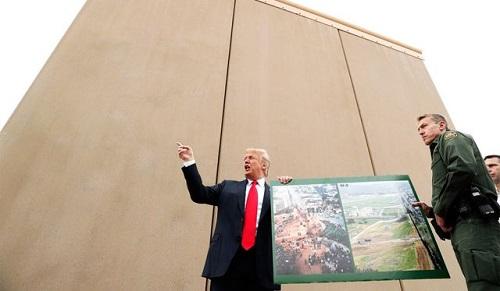Ông Trump tuyến bố đánh thuế lên hàng hóa Mexico để giải quyết khủng hoảng nhập cư - Ảnh 1