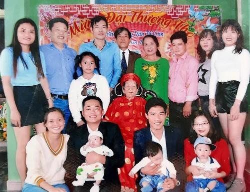 Thăm cụ bà Quảng Trị 102 tuổi sở hữu kho báu vô giá: 12 người con, 176 cháu nội ngoại - Ảnh 3