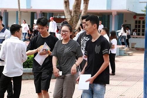 34 thí sinh vi phạm quy chế trong ngày thi đầu tiên THPT quốc gia 2019 - Ảnh 1