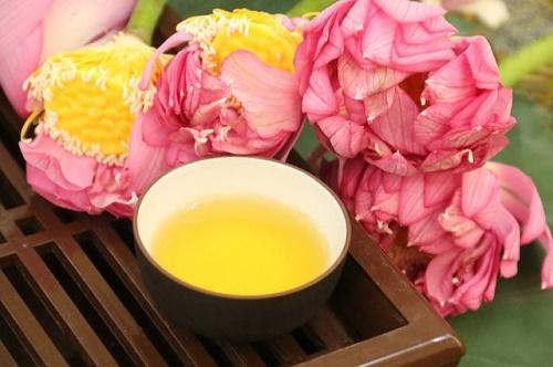 """""""Thiên cổ đệ nhất trà sen"""" giá 7 triệu đồng/kg có gì đặc biệt? - Ảnh 4"""