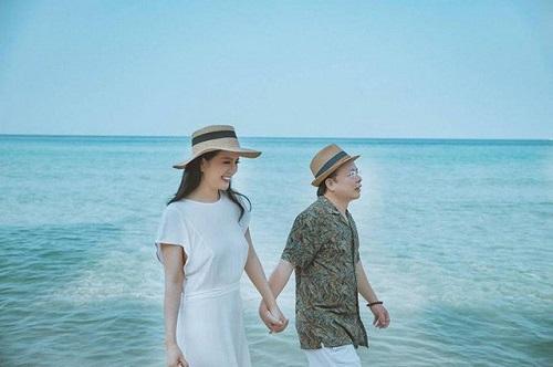 Những khoảnh khắc ngọt ngào của ca sĩ Đinh Hiền Anh và ông xã Thứ trưởng - Ảnh 5