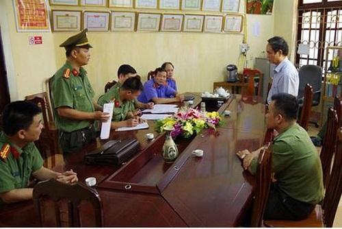 Đề nghị truy tố 5 bị can vụ gian lận thi cử ở Hà Giang - Ảnh 1