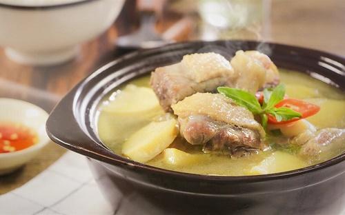 Vịt nấu măng ngon đúng điệu cho ngày Tết Đoan Ngọ - Ảnh 1