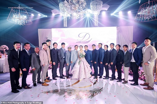 Ái nữ nhà giàu chi 700 triệu tổ chức tiệc sinh nhật xa hoa, khách mời được tặng túi Louis Vuitton - Ảnh 5