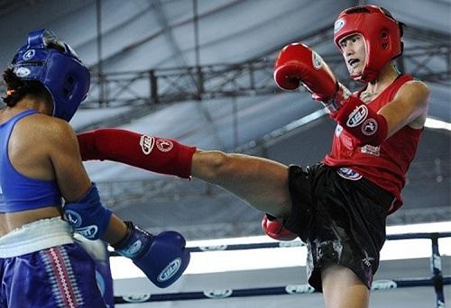 Nữ võ sĩ thứ 2 của Việt Nam xuất sắc giành huy chương vàng Muay Thái thế giới - Ảnh 2