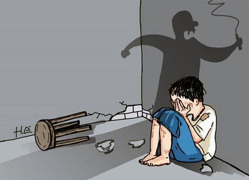 Đừng bạo hành con bằng nỗi đau của mình - Ảnh 1