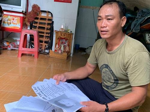 Phía sau câu chuyện cha rong ruổi khắp Sài Gòn tìm con trai mất tích suốt 4 tháng - Ảnh 2