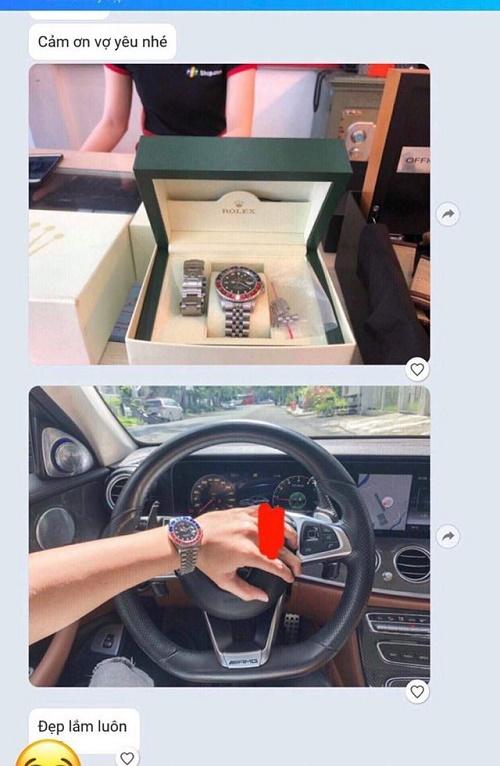 Mạnh tay chi 329 triệu mua đồng hồ tặng bạn trai, cô gái nhận cái kết không ngờ - Ảnh 2