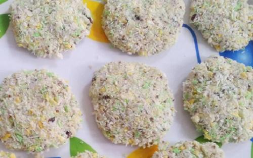 Hô biến đậu xanh thành món chả chay cực ngon cho ngày Rằm tháng 7 - Ảnh 2