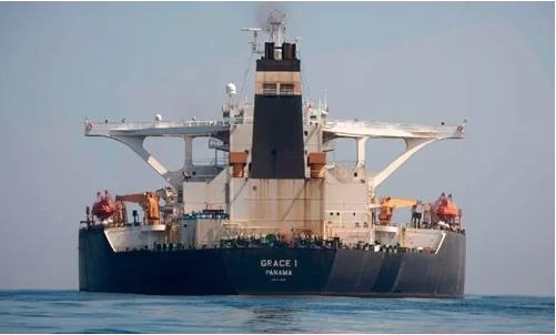 Siêu tàu chở dầu của Iran được thả, bất chấp mọi nỗ lực ngăn chặn của Mỹ - Ảnh 1