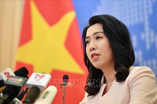 Yêu cầu Trung Quốc rút Tàu khảo sát Hải Dương 8 và tàu hộ tống ra khỏi vùng biển Việt Nam - Ảnh 1