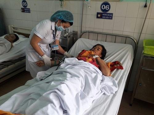 Hy hữu: Bệnh viện truyền nhầm máu nhóm A cho bệnh nhân nhóm B - Ảnh 1