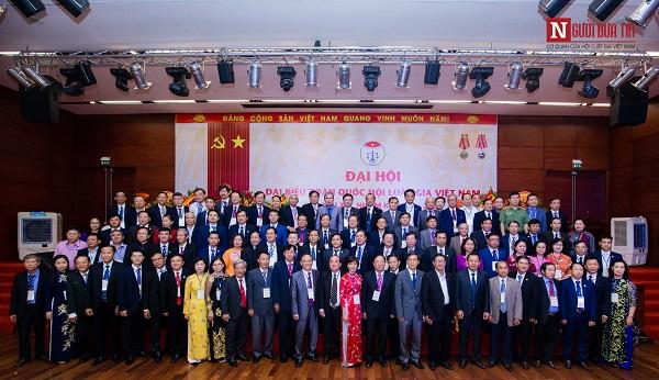 Đồng chí Nguyễn Văn Quyền tái đắc cử Chủ tịch Hội Luật gia Việt Nam khoá XIII - Ảnh 2