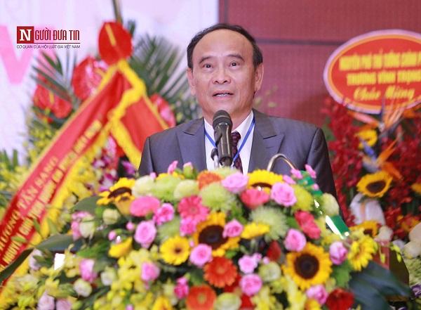 Đồng chí Nguyễn Văn Quyền tái đắc cử Chủ tịch Hội Luật gia Việt Nam khoá XIII - Ảnh 1