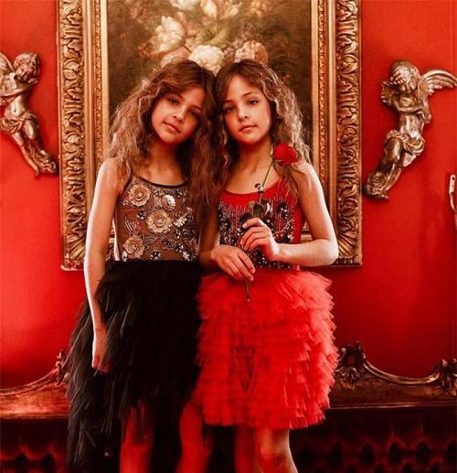 Mới 9 tuổi, cặp song sinh đẹp nhất thế giới đã kiếm được hàng triệu đô la mỗi năm - Ảnh 5