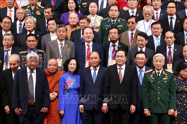Bế mạc Đại hội đại biểu toàn quốc Mặt trận Tổ quốc Việt Nam lần thứ IX - Ảnh 4