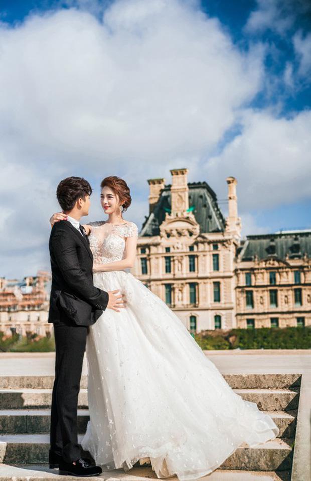 Rich kid Giang Lê tung bộ ảnh cưới đẹp tựa tranh vẽ nhưng danh tính chú rể mới thực sự bất ngờ - Ảnh 6
