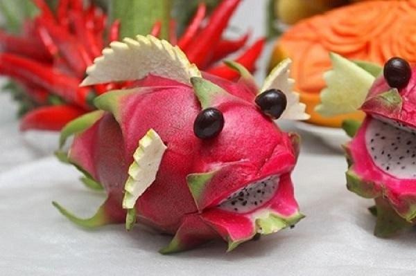Gợi ý cách tỉa hoa quả nghộ nghĩnh cho mâm cỗ Trung thu thêm đẹp - Ảnh 5