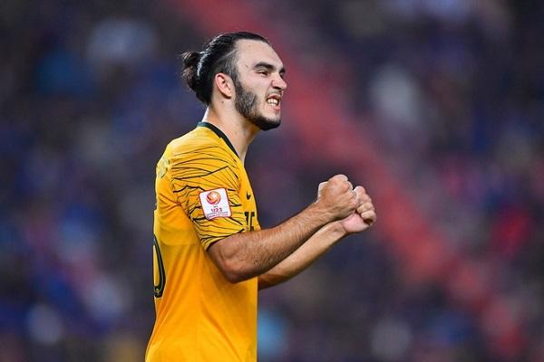 Thảm bại trước U23 Australia, U23 Thái Lan mất ngôi đầu bảng - Ảnh 2