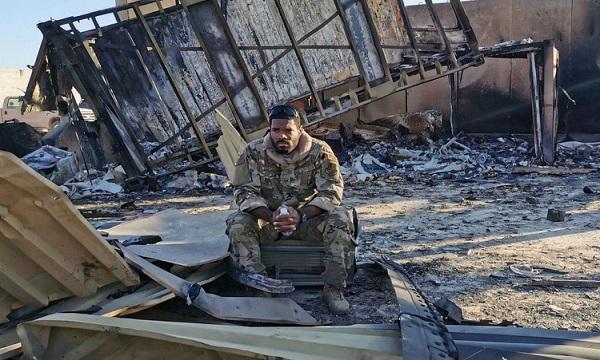 """11 binh sĩ Mỹ bị """"chấn động não"""" vì tên lửa Iran - Ảnh 1"""