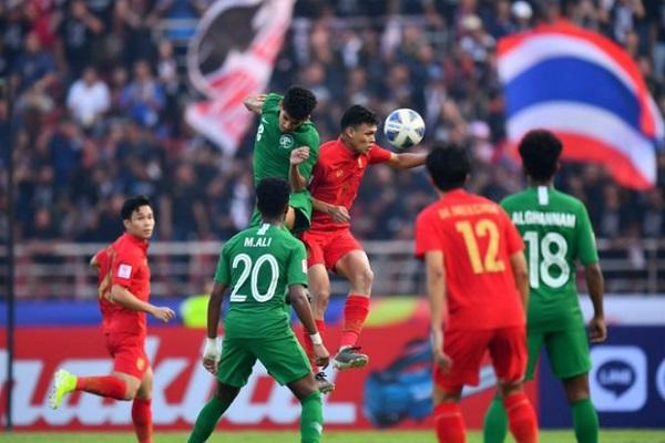 VAR 'ủng hộ' U23 Ả Rập Xê Út, Thái Lan chấm dứt giấc mơ Olympic - Ảnh 1