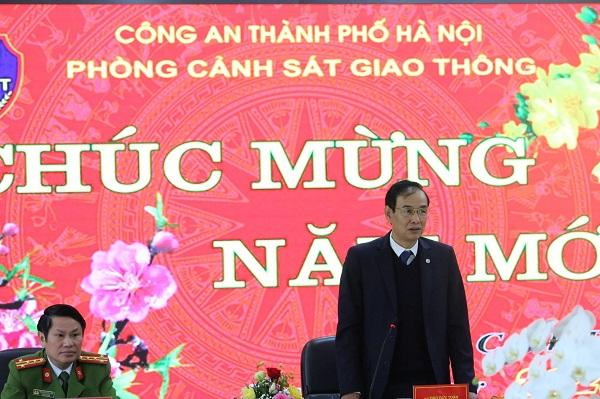 Hà Nội: Bố trí 30 tổ chốt trực ngày đêm chống tội phạm và đua xe dịp Tết - Ảnh 1