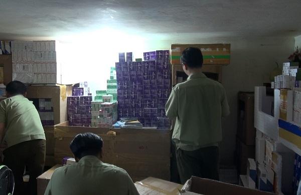 Mở rộng điều tra vụ 7.000 hộp tân dược nghi nhập lậu - Ảnh 1