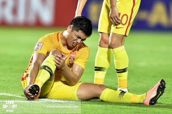 5 cầu thủ gây thất vọng ở giải U23 châu Á: Việt Nam cũng có 1 cái tên - Ảnh 2