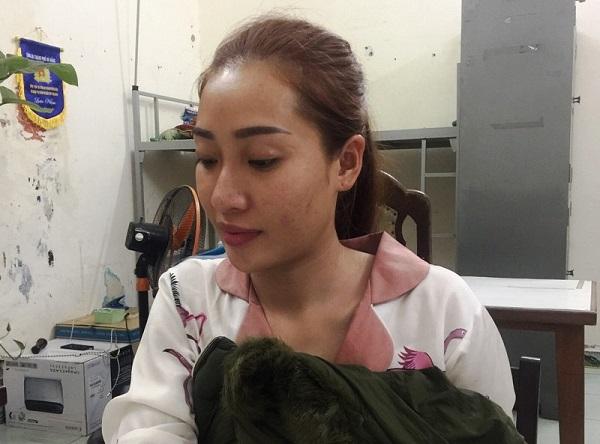 Bắt giữ mẹ đơn thân tàng trữ gần 800 viên ma túy trong phòng trọ - Ảnh 1