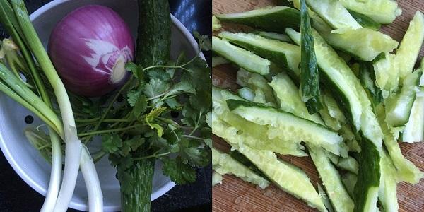 Tết này tôi học được cách làm dưa chuột trộn chua ngọt, ăn chống ngán cực chuẩn - Ảnh 1