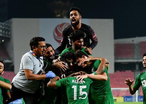 U23 Hàn Quốc vs Saudi Arabia: Cup vô địch về tay ai? - Ảnh 1