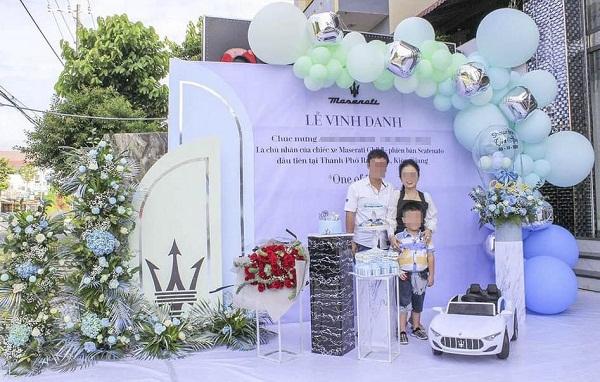 """Chỉ vì con trai 6 tuổi """"thích"""", nữ đại gia Kiên Giang đã ngay lập tức """"chốt đơn"""" siêu xe 5 tỷ - Ảnh 2"""