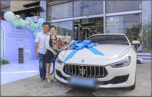 """Chỉ vì con trai 6 tuổi """"thích"""", nữ đại gia Kiên Giang đã ngay lập tức """"chốt đơn"""" siêu xe 5 tỷ - Ảnh 1"""