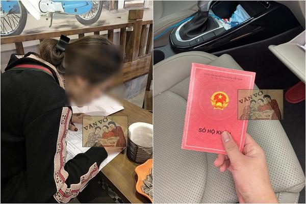 30 tuổi chưa chịu lấy chồng, cô gái bị bố mẹ 'mời' ra phường viết đơn tách khỏi hộ khẩu - Ảnh 1
