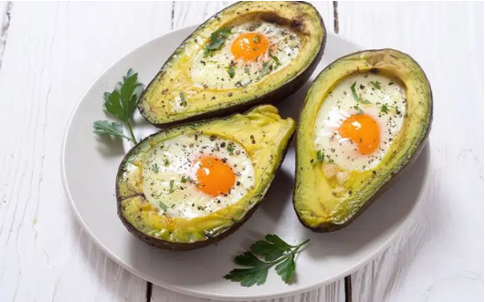 Trứng làm theo cách này vừa chẳng mất nhiều công đoạn vào bếp lại có món ăn healthy - Ảnh 2