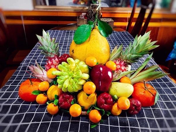 """Muốn may mắn luôn """"tìm đến"""", gia chủ nên đặt 6 loại trái cây này lên bàn thờ mỗi khi thắp hương - Ảnh 1"""