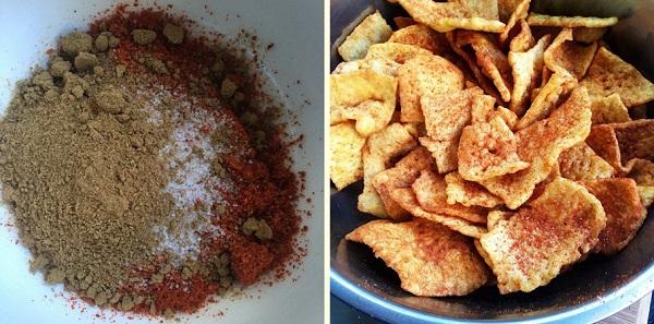 Tận dụng cơm nguội dư, tôi làm món snack giòn rụm càng ăn càng mê - Ảnh 5