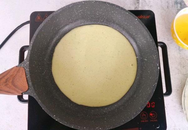 Bổ sung vitamin cho bé với món bánh cuộn mềm ngon tuyệt - Ảnh 2