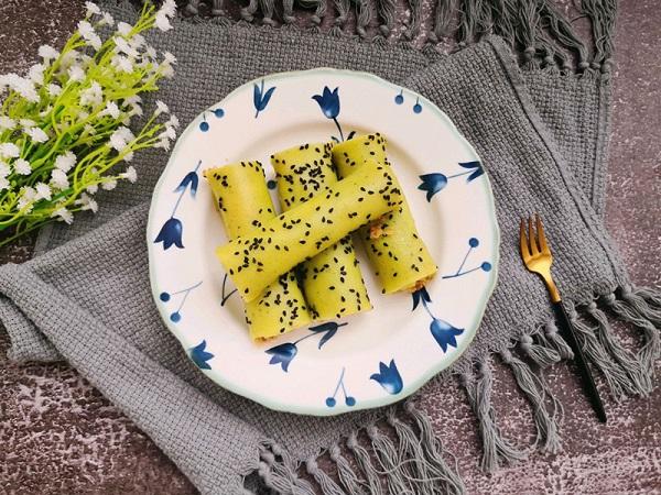 Bổ sung vitamin cho bé với món bánh cuộn mềm ngon tuyệt - Ảnh 5