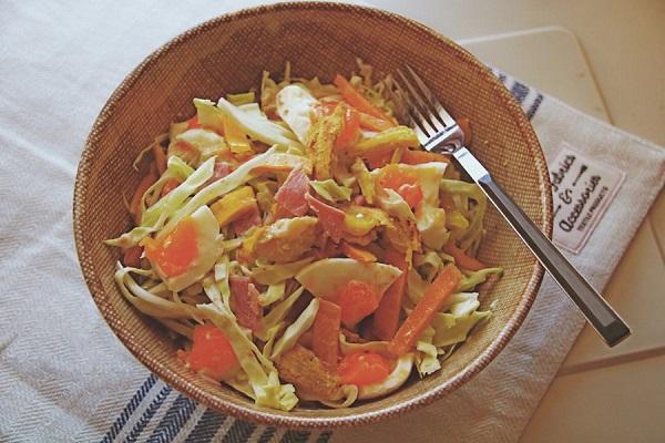 Bữa tối không dầu mỡ với món salad siêu ngon, cả nhà ai thử cũng thích mê - Ảnh 5