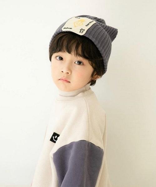 Dậy sóng trước vẻ đáng yêu của cậu bé đóng con gái Kim Tae Hee - Ảnh 8