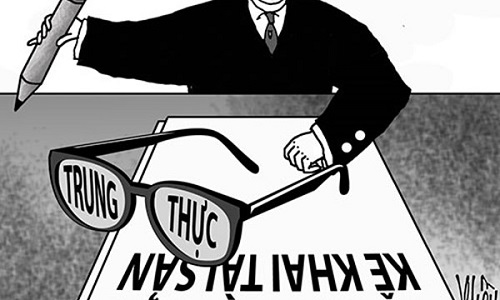 Dự thảo mới về kiểm soát tài sản, thu nhập người có chức vụ quyền hạn: Không trung thực có thể bị mất chức! - Ảnh 2