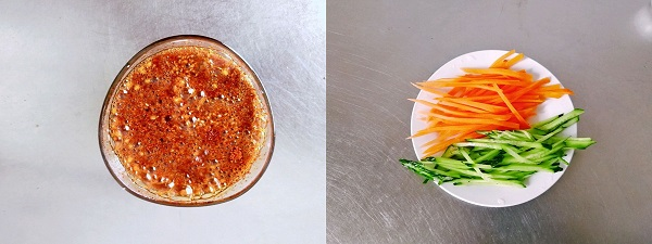 Mùa dịch corona, mẹ đảm vào bếp làm món mì trộn cay siêu ngon tăng sức đề kháng cho cả nhà - Ảnh 2