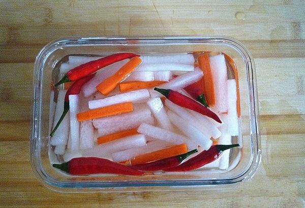 Chán luộc tôi đem củ cải làm món này, ai ăn cũng khen nức nở - Ảnh 5